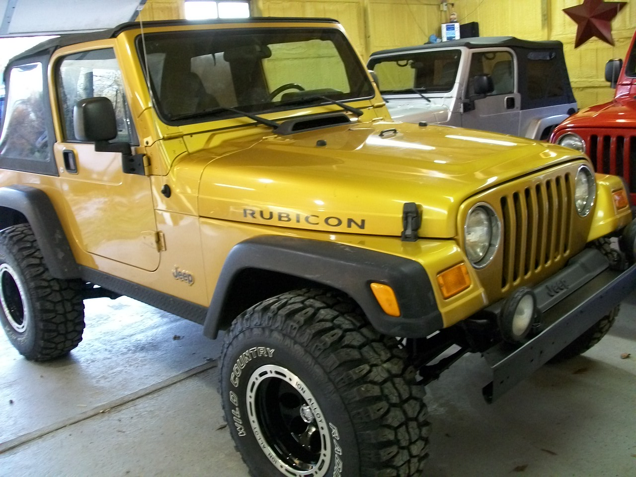 Welcome To The Jeep Shop Indiana, Jeeps For Sale ::